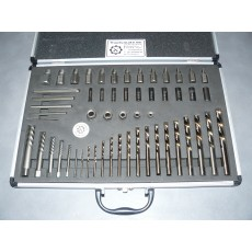 55 delige Master bout extractor set